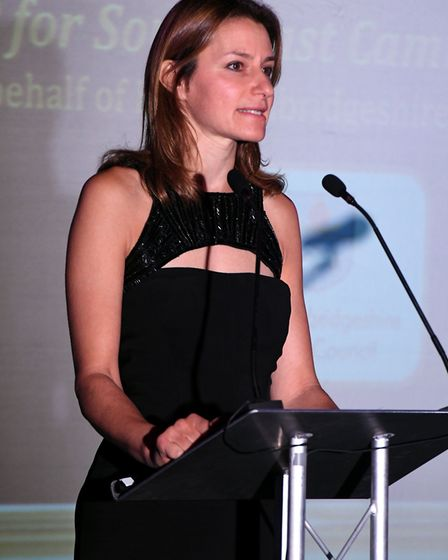 Ely Standard East Cambridgeshire Business Awards 2017: Lucy Frazer, MP for South East Cambridgeshire