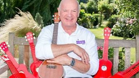 Learn to play a ukulele at Ely Library as part of fun palace event.
