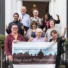 Shop Local has been launched by traders in Dunmow. Picture: SAFFRON PHOTO