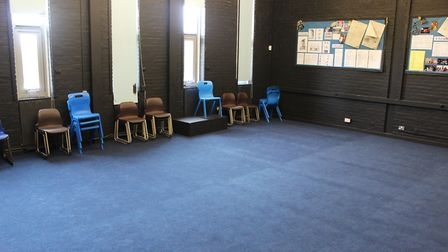 The Helena Romanes School and Sixth Form Centre is offering up its facilities. Picture: HELENA ROMAN