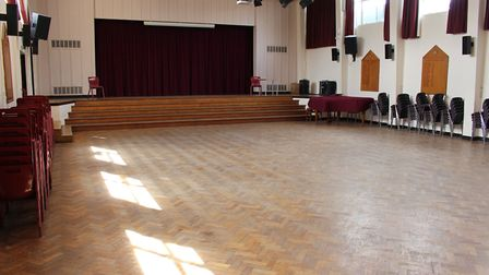 Another space at the school. Picture: HELENA ROMANES SCHOOL