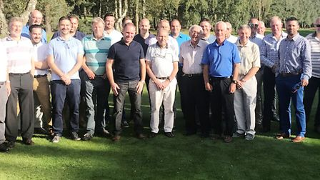 Manchetts of Burwell & Newmarket's charity golf day raises £1,440 for Asthma UK. It was held on Frid