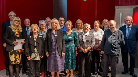 Ely Museum was delighted to be announced as the Regional Winner for the East of England at the Marsh