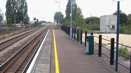 Person killed after being struck by train at Whittlesey station - trains disrupted between Ely, Marc
