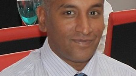 Abu Sayeed appeared in St Albans Crown Court charged with historic sexual offences on a child. The