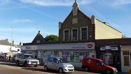 A planning officer has said no to Kescho, on Broad Street, Whittlesey, installing roller shutters, j