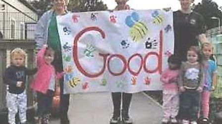 Busy Bees Pre-School achieves 'good' rating from Ofsted