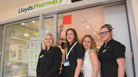 Jobs at risk as LloydsPharmacy announces it will close 190 stores – but will stores in Chatteris, El