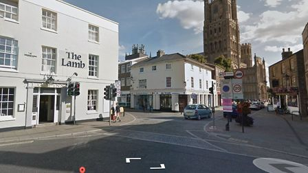 A road traffic collision has taken place on the corner of St Mary's Street and Lynn Road in Ely. PHO