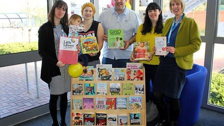 A new mini adult lending library has opened for the community in Soham at The Shade Primary School.