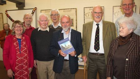 Ely Museum holds a talk by William Franklin on the agricultural history of the area PHOTO: Mike Rous