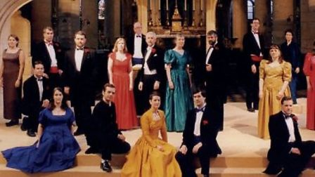 Cambridge Voices will perform at Ely Cathedral to raise money for Babylon ARTS.