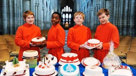 Ely Cathedral's annual Christmas gift and food fair returns on November 17 and 18. Ely Cathedral cho