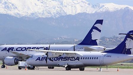 Air Corsica is launching its first UK services, which will fly out from Stansted Airport. Picture: A
