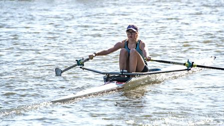 Holly Lancaster will undertake her Level 3 Diploma through British Rowing