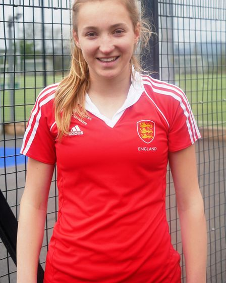Rebecca Daniel will complete her course through England Hockey.