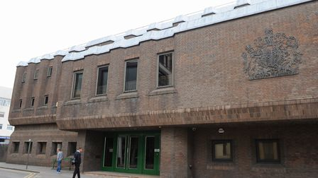 Chelmsford Crown Court. Picture: LUCY TAYLOR