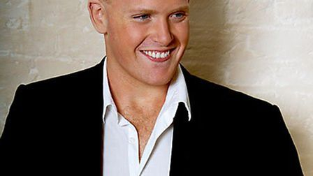 Renowned tenor Nicky Spence will perform at King's Ely on Wednesday November 29.