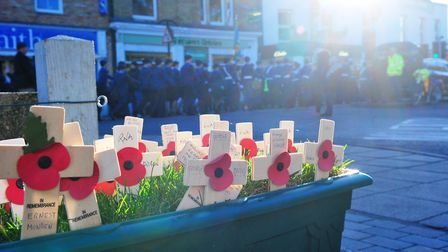 March Remembrance Day 2017 PHOTO: Harry Rutter
