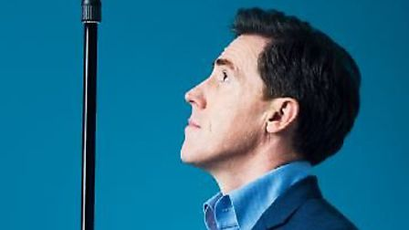 Welsh comedian and star of Gavin & Stacey, Rob Brydon, is coming to the Cambridge Corn Exchange late