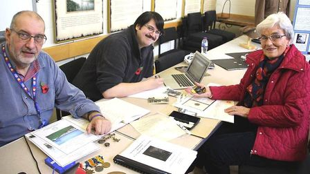 Ely Museum hosted a free drop-in day to learn more about World War 1. PHOTO: Mike Rouse