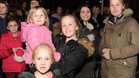 Chatteris Lights Switch on in 2016