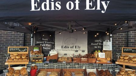 Edis of Ely will two inter linked shops, meaning neighbouring Curtis Yarns will move out on November