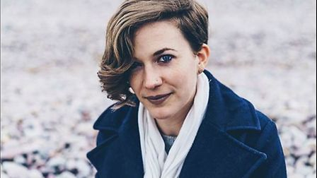 Singer songwriter Kirsty Merryn was one of the performers at Ely Cathedral