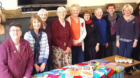No more wool is needed thanks to 'overwhelming' response to Littleport & Ely Timebank appeal