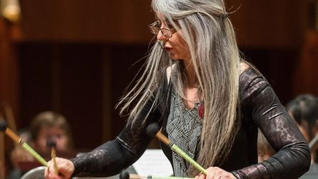 Cambridge International Jazz Festival welcomes world-famous solo percussionist Dame Evelyn Glennie t