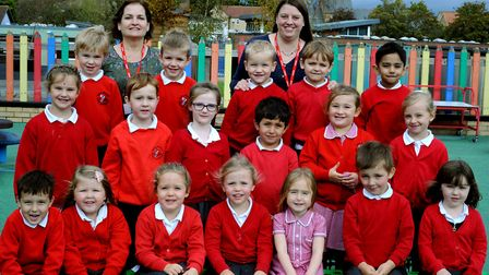 Ely Standard First Class 2017Spring Meadow Infant SchoolPicture: ANDY ABBOTT