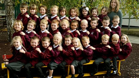 Ely Standard First Class 2017Isleham C of E Primary SchoolPicture: ANDY ABBOTT