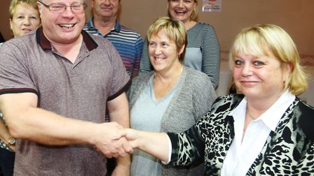 The Whittlesey Conservatives held their popular annual quiz night with fish and chip supper. Picture