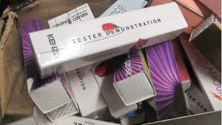 Christmas shoppers warned about counterfeit perfume being sold by street sellers in Peterborough.jpg