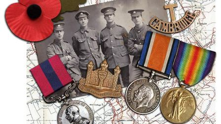 Want to find out more about your family's service in World War 1? Then head along to Ely Museum's fr