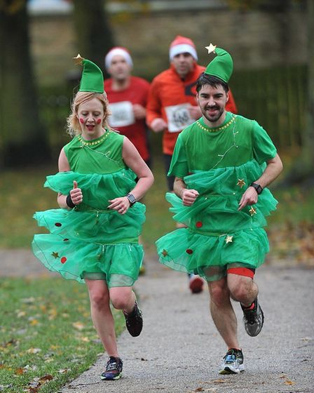The Ely Festive 5k - which returns to the city on November 26 - has sold out earlier than ever befor