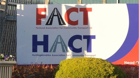 Fact building Martins Rd. March.