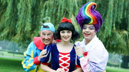 The Cresset Theatre in Peterborough will be sprinkling some pantomime magic on the age-old fable Sno