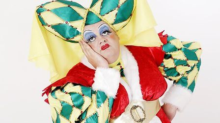 Sleeping Beauty is the pantomime at the Key Theatre in Peterborough this Christmas.