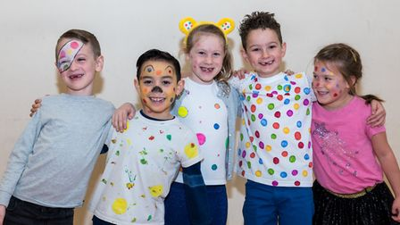 Year Two at Dunmow Primary. Picture: SAFFRON PHOTO
