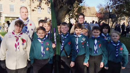 The 3rd Ely Scouts.