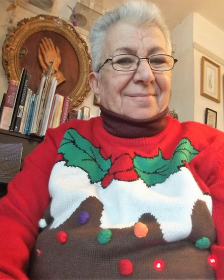 Merry Christmas from Lyn of Littleport