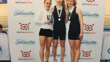 Rowers from Isle of Ely Rowing Club won medals with storming performances at the British Indoor Rowi