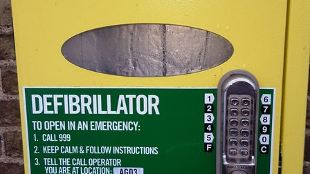 Student, 17, left traumatised wondering if faulty defribillator might have saved man's life in Fenla