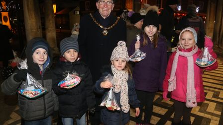 Whittlesey Christmas Extravaganza PHOTO: RWT PHOTOGRAPHY