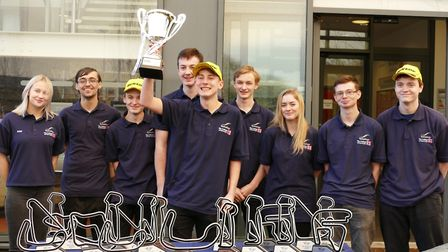 Motorsport staff and students at the College of West Anglia Wisbech have been celebrating an incredi