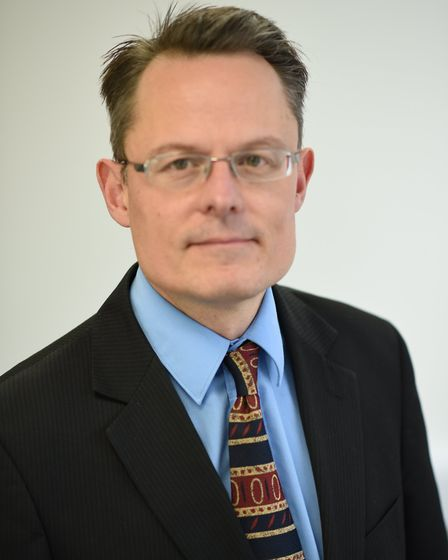 Andrew Read, chief executive of DEMAT