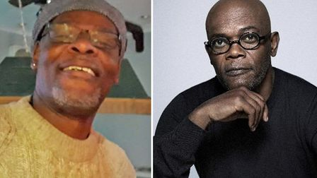Was Hollywood actor, Samuel L Jackson really spotted in a March pub?