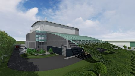 Amey submits application for £200 million waste treatment facility in Cambridgeshire. Pictured is an