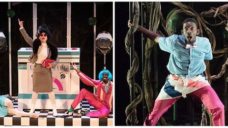 Family fun comes to the Cambridge Junction at Christmas with Rapunzel